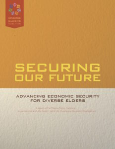 Securing Our Future: Advancing Economic Security for Diverse Elders