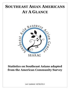 Southeast Asian Americans at a Glance: Statistical Profile 2010