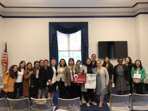 Press release: National Asian Pacific American Women's Forum and Southeast Asia Resource Action Center Host Immigration Report Briefings on Capitol Hill