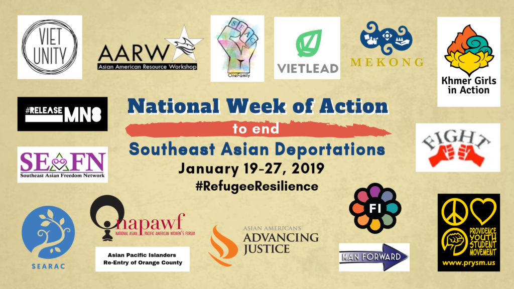SEARAC Organizations Across the Country to Launch National