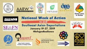 Advocates, Directly Impacted Communities Organize National Week of Action to End Southeast Asian Deportations