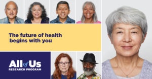 "Precision Medicine Rejects ""One-Size-Fits-All"" Medicine and Creates Health Solutions that Meet the Needs of Diverse Elders"