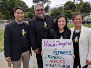 SEARAC, AAPI Organizations Join Together to  Say No to Public Charge