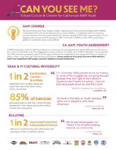 Can You See Me? School Culture and Climate for California's AAPI Youth