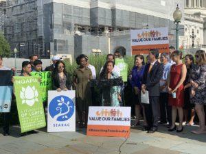 SEARAC Applauds Reintroduction of Reuniting Families Act
