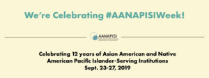 SEARAC Commemorates the 12th Anniversary of the AANAPISI Program