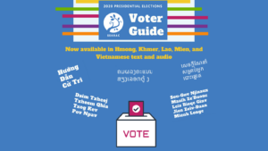 SEARAC Proudly Launches In-Language Voter Guides to Help Get Out The Vote