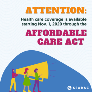 ACA Open Enrollment Period Begins Today