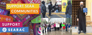 Help advance the national dialogue around racial solidarity and standing with Black communities