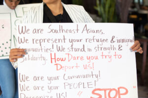 Asian American, Native Hawaiian, and Pacific Islander and Allied Organizations Urge Biden to Protect Southeast Asians and Halt Deportations