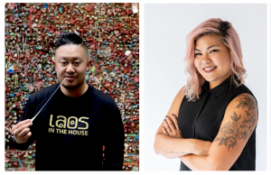 SEARAC Celebrates Pride Month with Tracy Nguyen and David Bouttavong